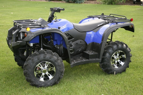 Midwest ROUGHNECK WRX 600i